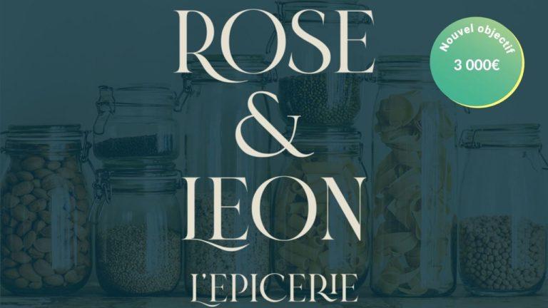 ROSE & LEON L'Epicerie vrac – salon de thé