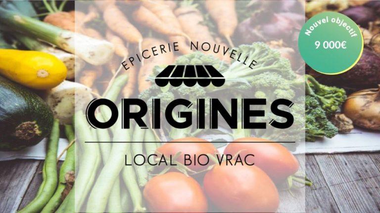 ORIGINES – l'épicerie nouvelle – LOCAL BIO VRAC