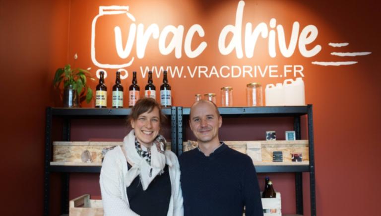 On se met au frais chez Vrac Drive ?!