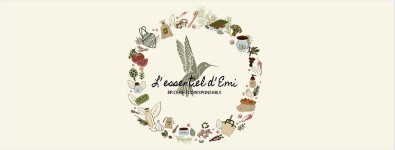 L'Essentiel d'Emi, épicerie éco-responsable