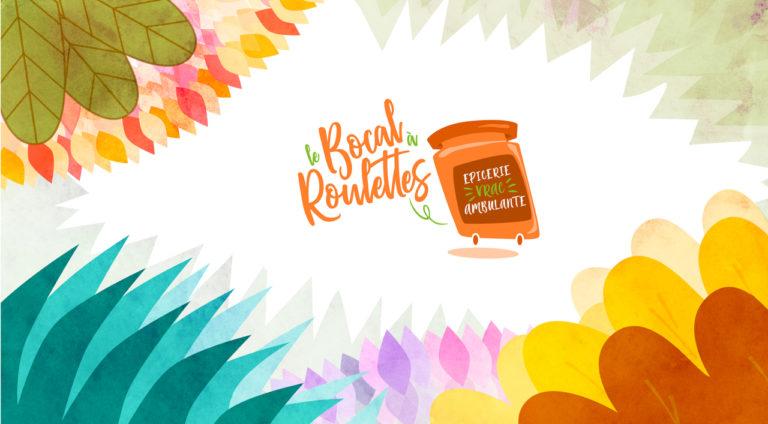 Le Bocal à Roulettes : épicerie vrac ambulante