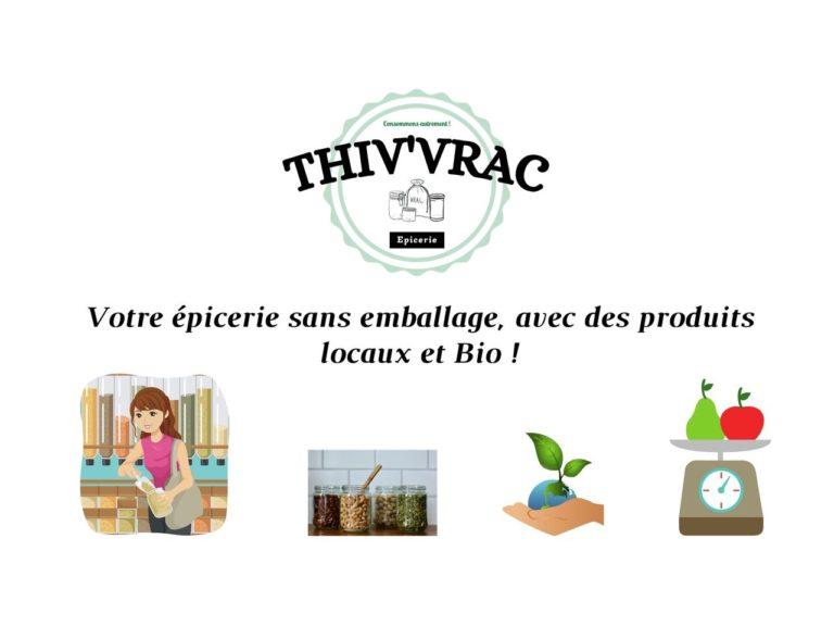 Enfin une épicerie sans emballage et bio à Thiviers !