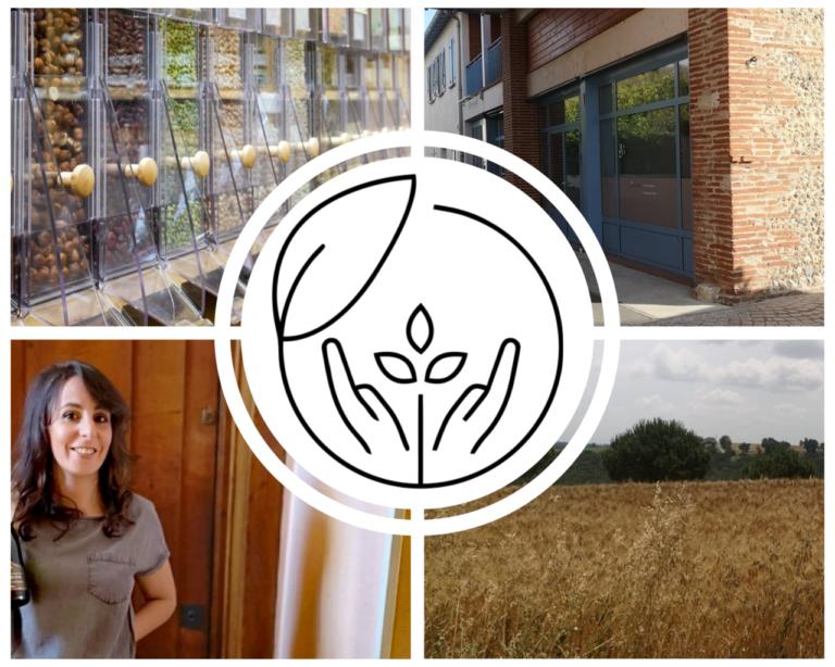AmStram Vrac, Epicerie Vrac, locale et éco-responsable