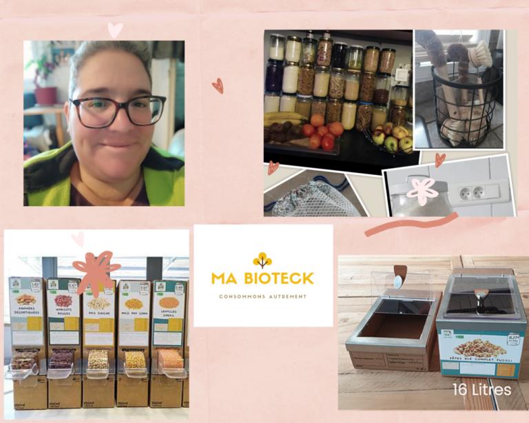 Ma Bioteck : Mon épicerie BIO et en vrac, éco-responsable